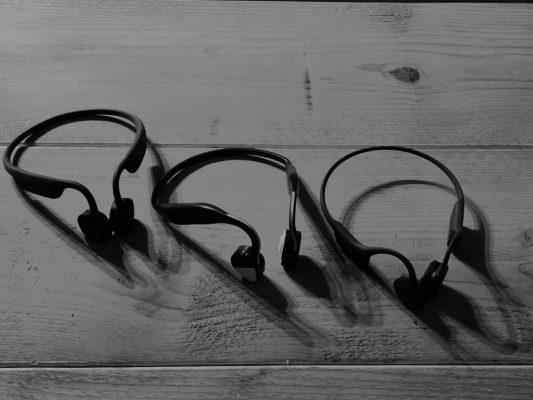 beste bone conduction hoofdtelefoons
