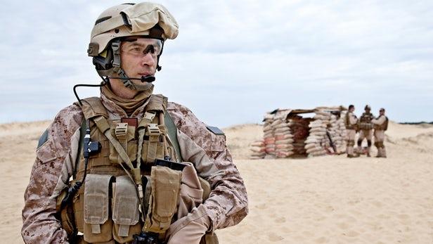 militaire bone conduction headset